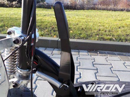 1000W Viron suspensions