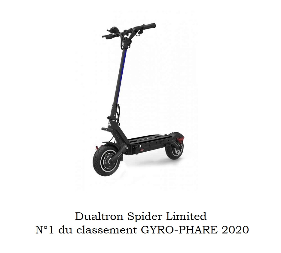 Dualtron Spider Limited